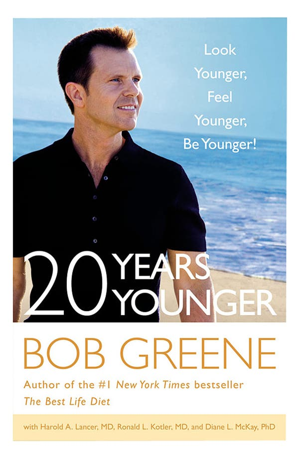 Alternate Image 1 Selected - LANCER Skincare Bob Greene '20 Years Younger' Book (Nordstrom Exclusive)