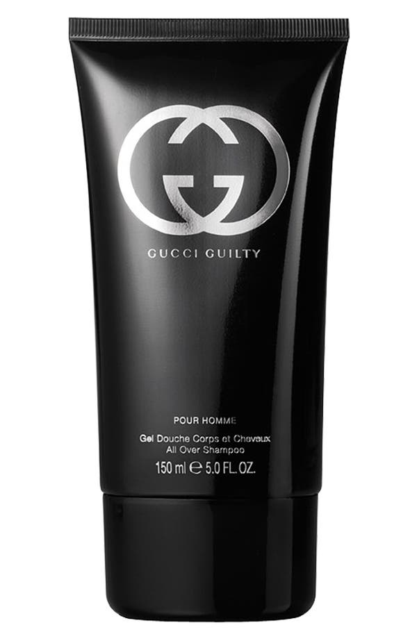 Alternate Image 1 Selected - Gucci 'Guilty pour Homme' All Over Shampoo