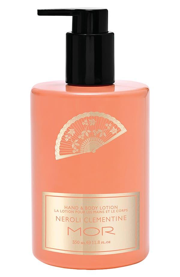 Main Image - MOR Neroli Clementine Hand & Body Lotion