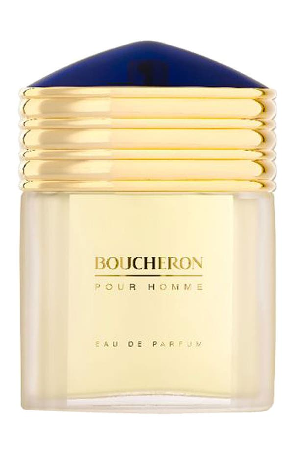 Alternate Image 1 Selected - Boucheron 'pour Homme' Eau de Parfum Spray