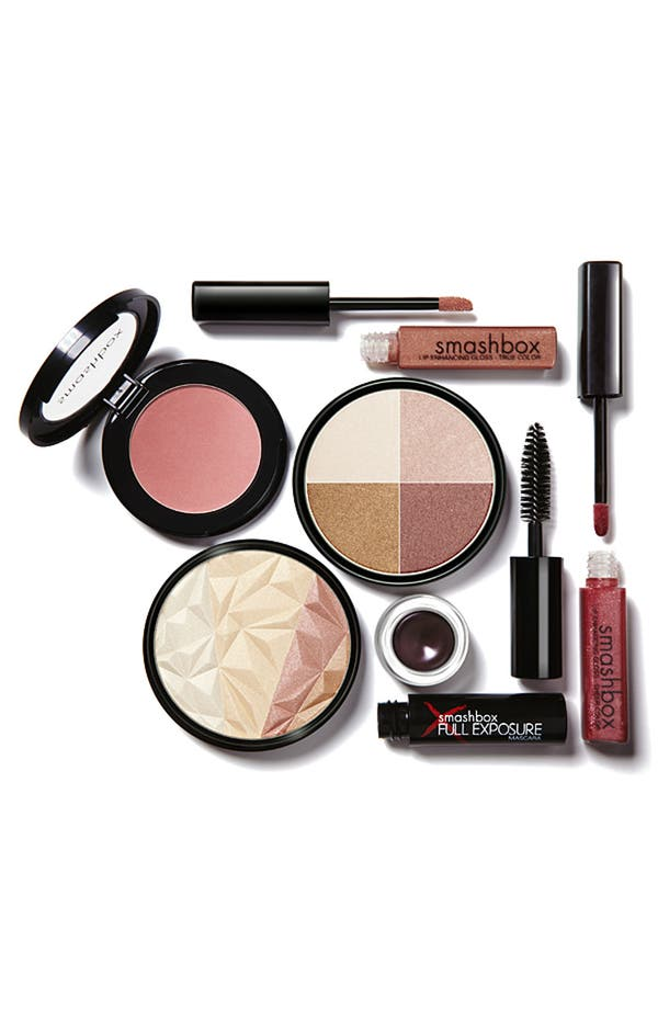 Main Image - Smashbox 'Glambox Luxe Metallics' Set (Nordstrom Exclusive) ($190 Value)