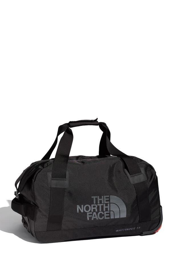 the north face wayfinder