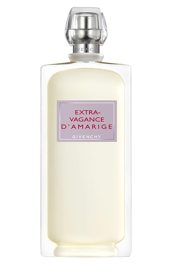 Alternate Image 1 Selected - Givenchy 'Extravagance d'Amarige' Eau de Toilette