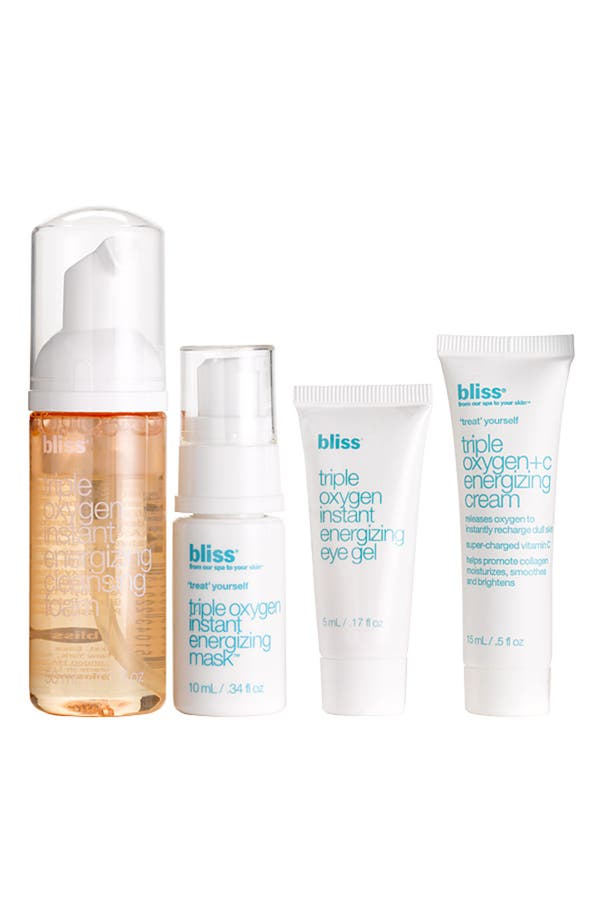 Main Image - bliss® 'Triple Oxygen Treatment' Starter Kit