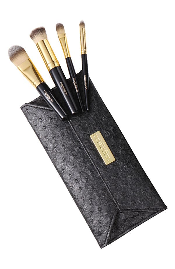 Alternate Image 1 Selected - Napoleon Perdis Luxe Basics Brush Collection