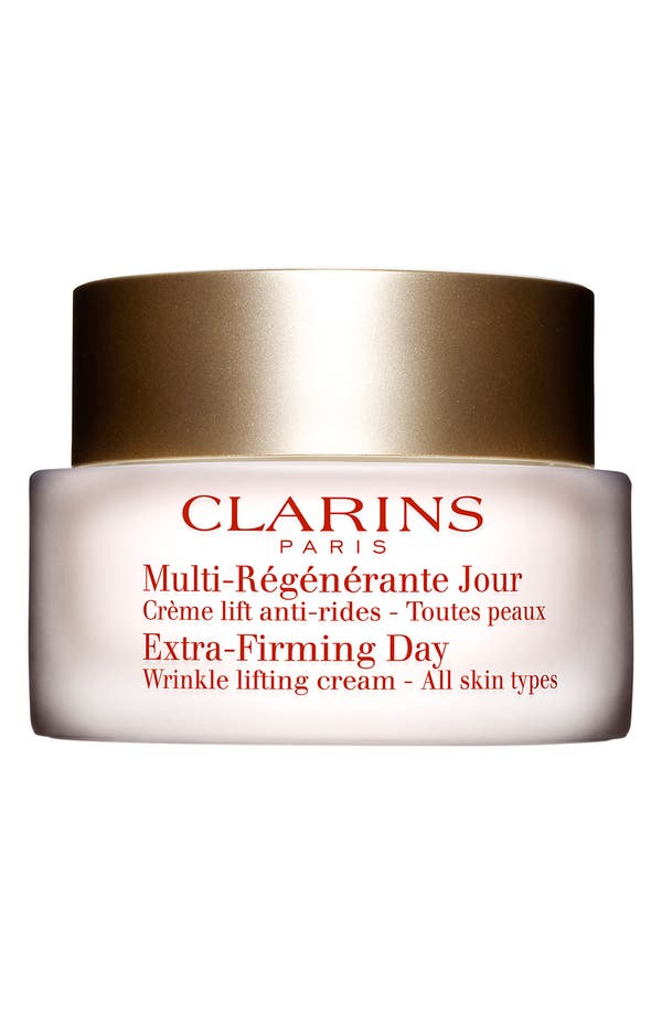 Alternate Image 1 Selected - Clarins 'Extra-Firming' Day Wrinkle Lifting Cream for All Skin Types