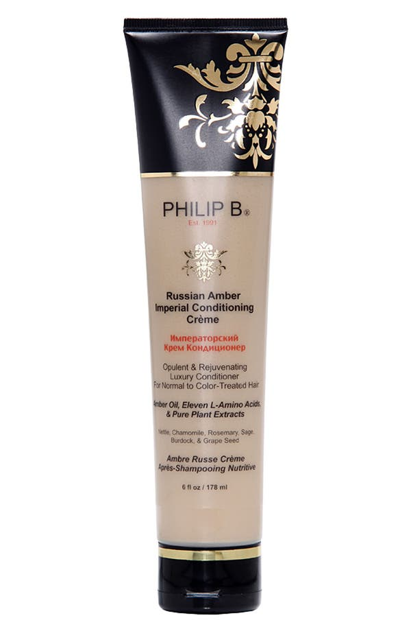 Main Image - PHILIP B® Russian Amber Imperial™ Conditioning Crème