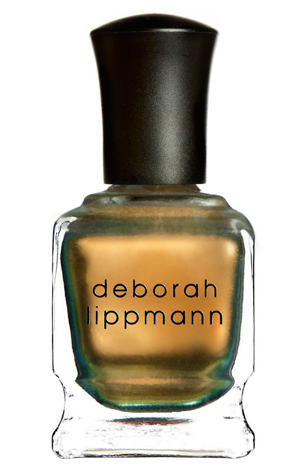 Alternate Image 1 Selected - Deborah Lippmann 'Swagga Like Us' Mirrored Chrome Nail Lacquer