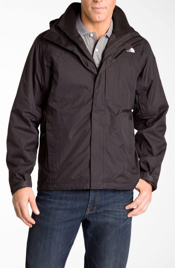 Alternate Image 1 Selected - The North Face 'Windwall' TriClimate® 3-in-1 Jacket