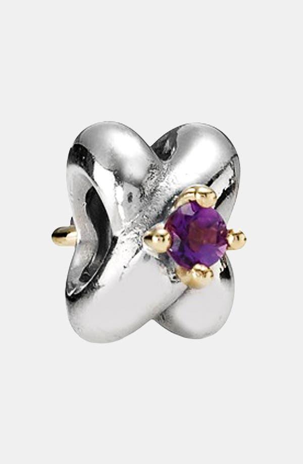 Alternate Image 1 Selected - PANDORA 'Love Knot' Charm