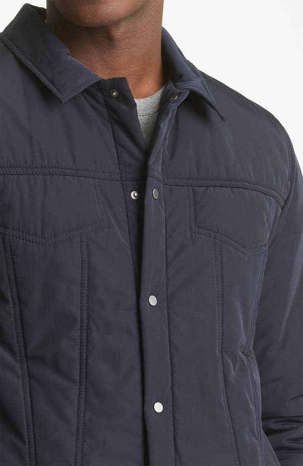 Alternate Image 3  - T by Alexander Wang Quilted Jacket