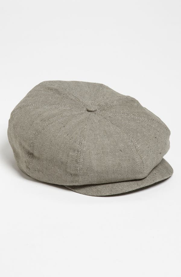 Main Image - Brixton 'Brood' Driving Cap