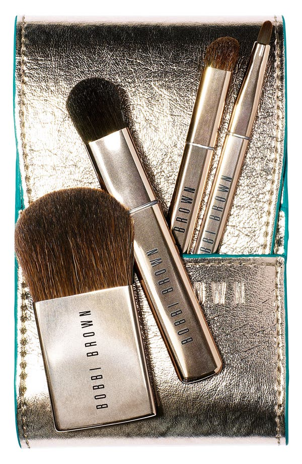 Alternate Image 1 Selected - Bobbi Brown 'Desert Twilight' Mini Brush Set