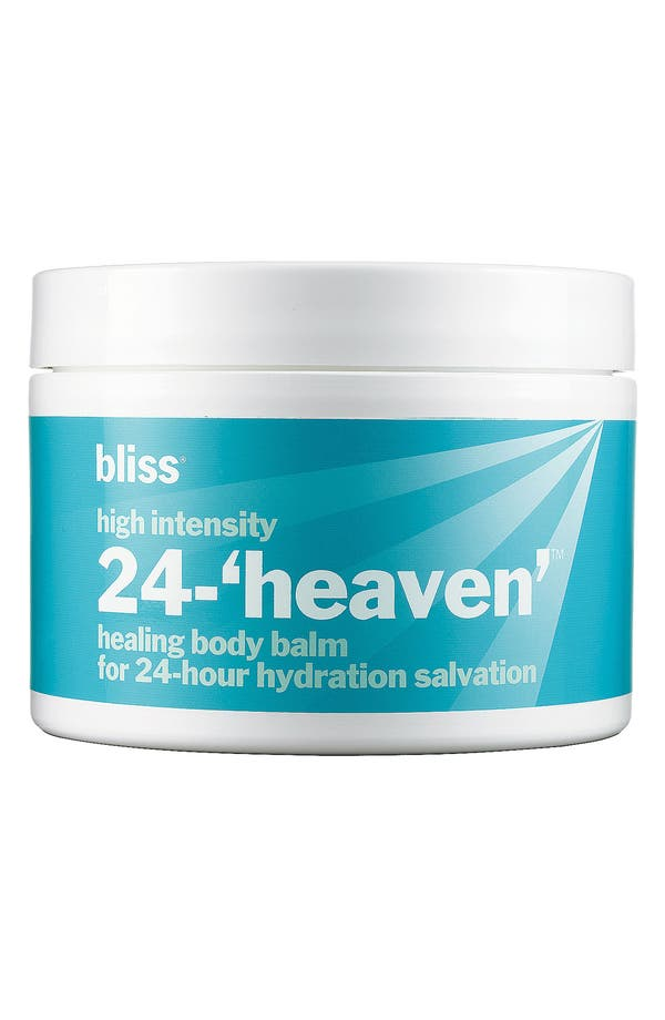 Alternate Image 1 Selected - bliss® 'high intensity 24-heaven' Healing Body Balm (8 oz.)