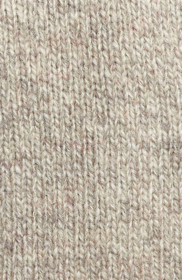 Alternate Image 3  - UGG® Australia Lambswool Knit Gloves