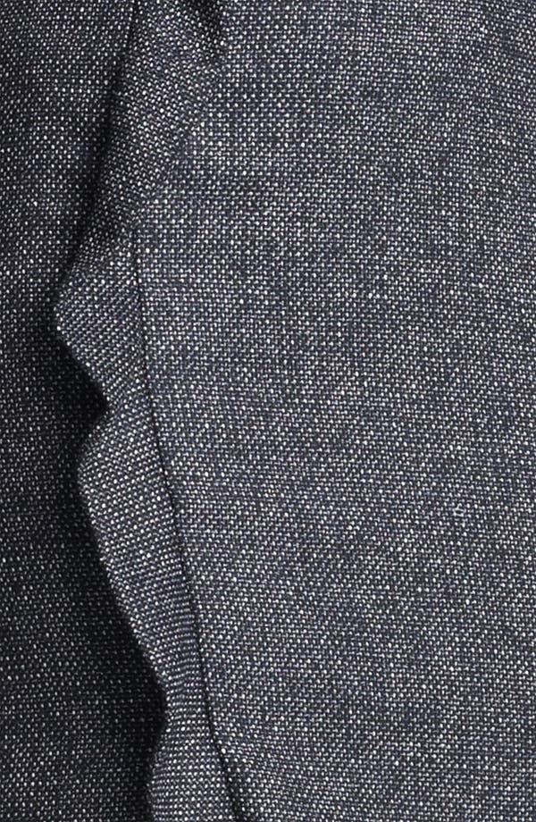 Alternate Image 3  - Valentino Ruffle Detail Tweed Dress