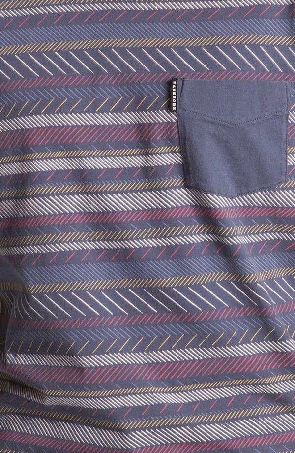 Alternate Image 3  - Zanerobe Stripe T-Shirt
