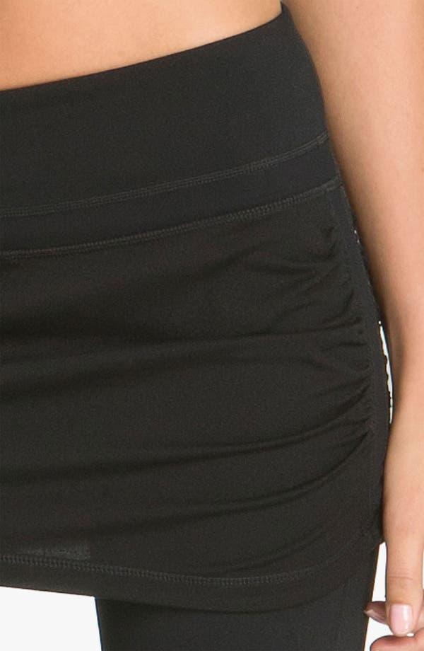 Alternate Image 3  - Zella 'Work It' Skirted Leggings