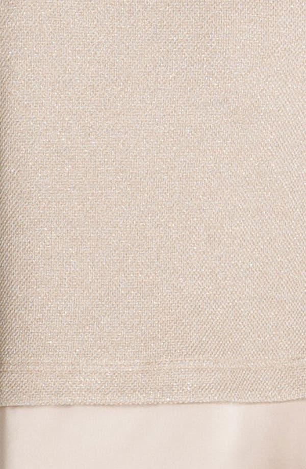 Alternate Image 4  - St. John Collection Fitted Shimmer Knit Jacket