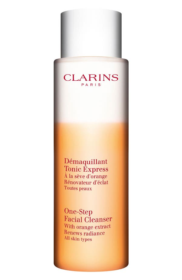 Alternate Image 1 Selected - Clarins One-Step Facial Cleanser