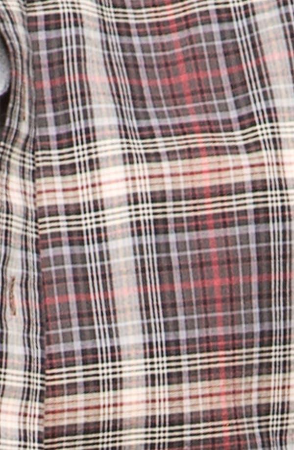 Alternate Image 3  - Cutter & Buck 'McCrea' Plaid Woven Shirt
