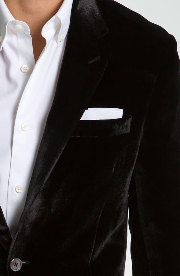 Alternate Image 3  - Paul Smith London Rayon & Silk Blazer