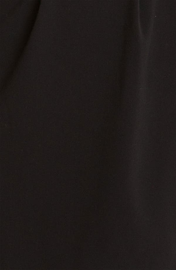 Alternate Image 3  - kate spade new york 'tiff' pleated sheath dress