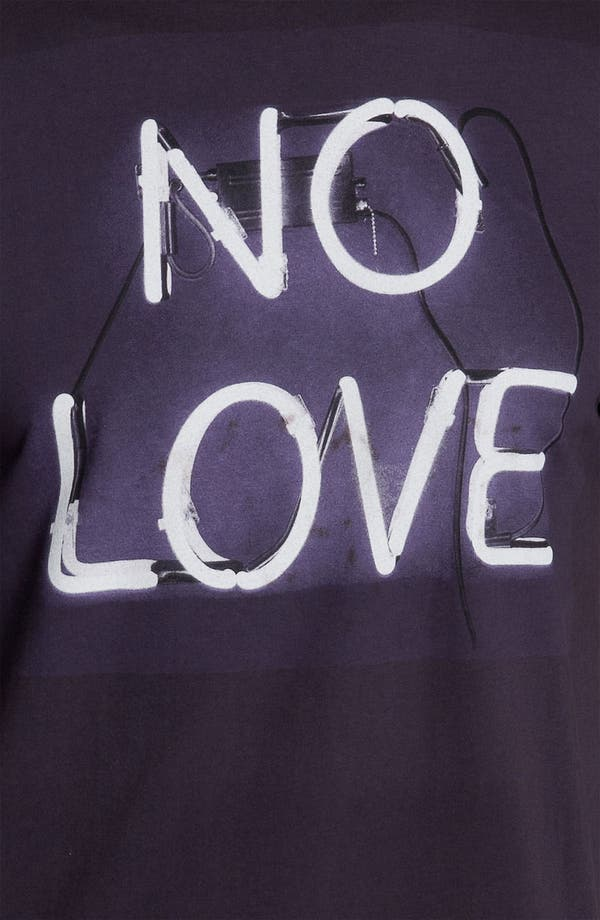 Alternate Image 3  - Fresh Jive 'No Love' T-Shirt
