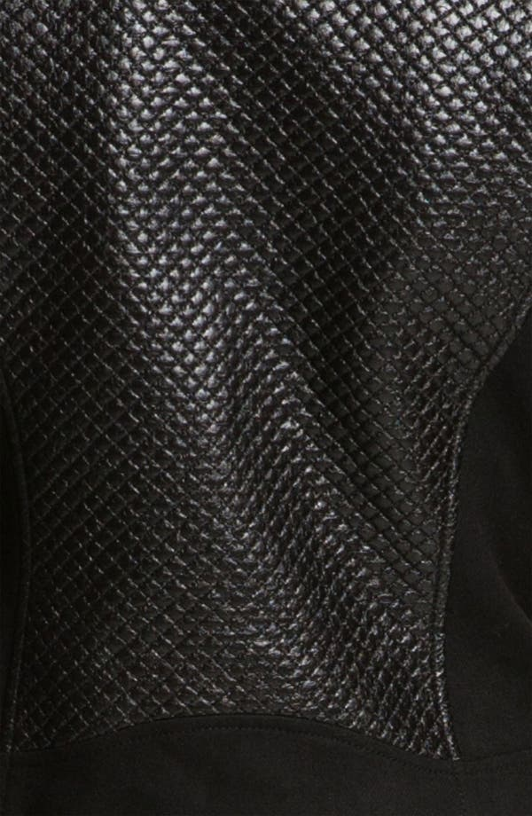 Alternate Image 3  - Trouvé Quilted Moto Jacket