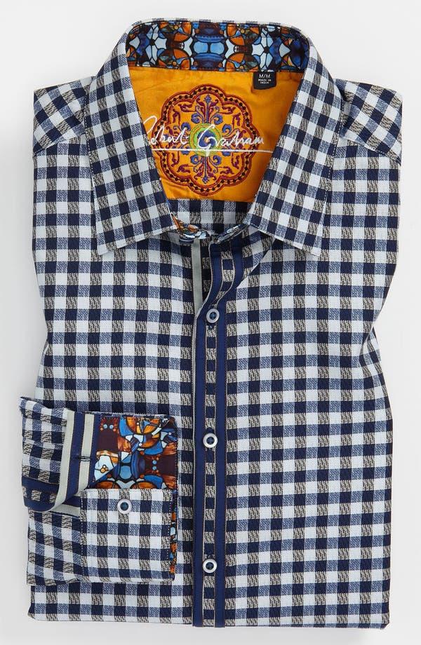 Alternate Image 2  - Robert Graham 'Augustine' Sport Shirt