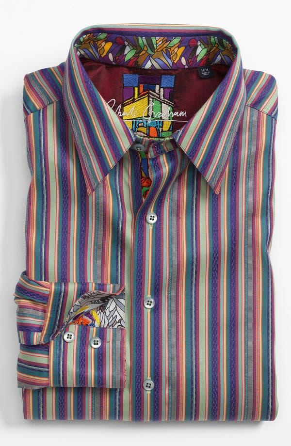 Alternate Image 2  - Robert Graham 'Montaza' Sport Shirt