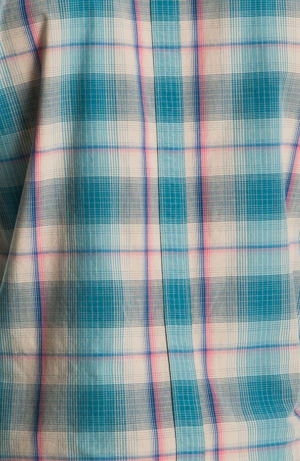 Alternate Image 3  - Ben Sherman 'Hoxton' Plaid Western Shirt