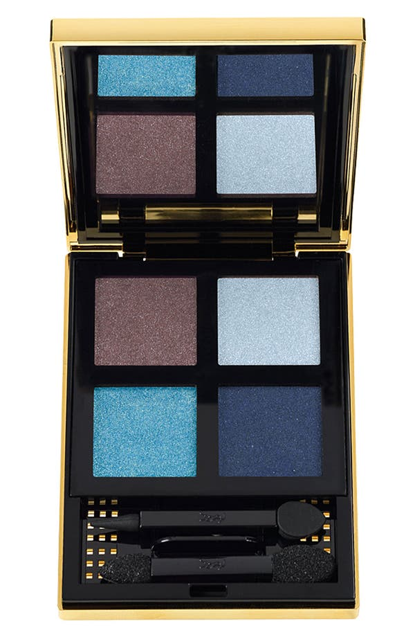 Alternate Image 1 Selected - Yves Saint Laurent 'Pure Chromatics - Arctic Night' Wet & Dry Eyeshadow Palette