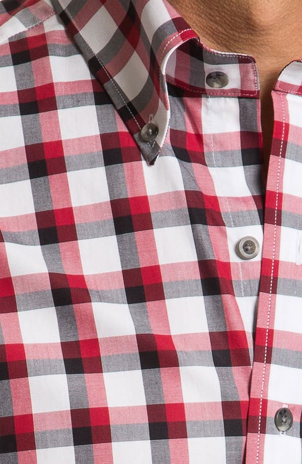 Alternate Image 3  - Cutter & Buck 'Cinder Cone' Check Sport Shirt