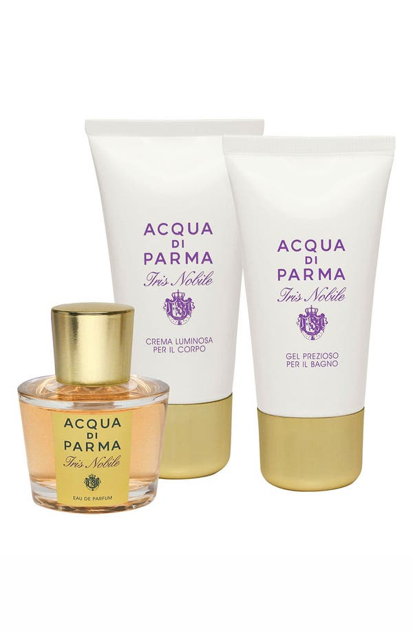 Alternate Image 2  - Acqua di Parma 'Iris Nobile' Gift Set