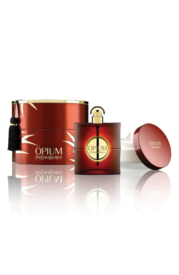 Main Image - Yves Saint Laurent 'Opium' Prestige Gift Set ($181 Value)