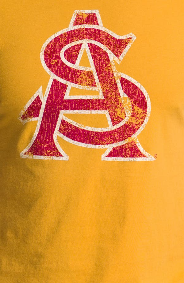 Alternate Image 3  - Retro Brand 'Arizona State Sun Devils' T-Shirt