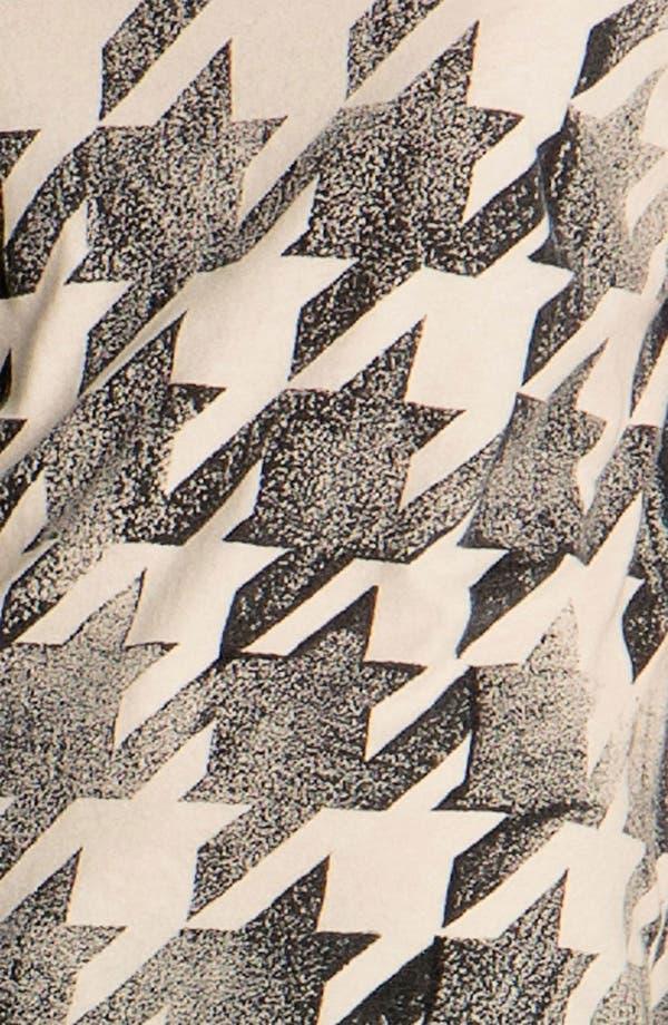 Alternate Image 3  - Current/Elliott Distressed Print Tee