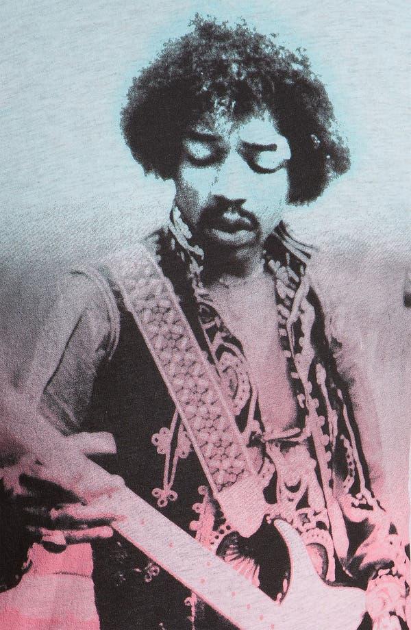 Alternate Image 3  - Free Authority 'Jimi Hendrix' Graphic T-Shirt