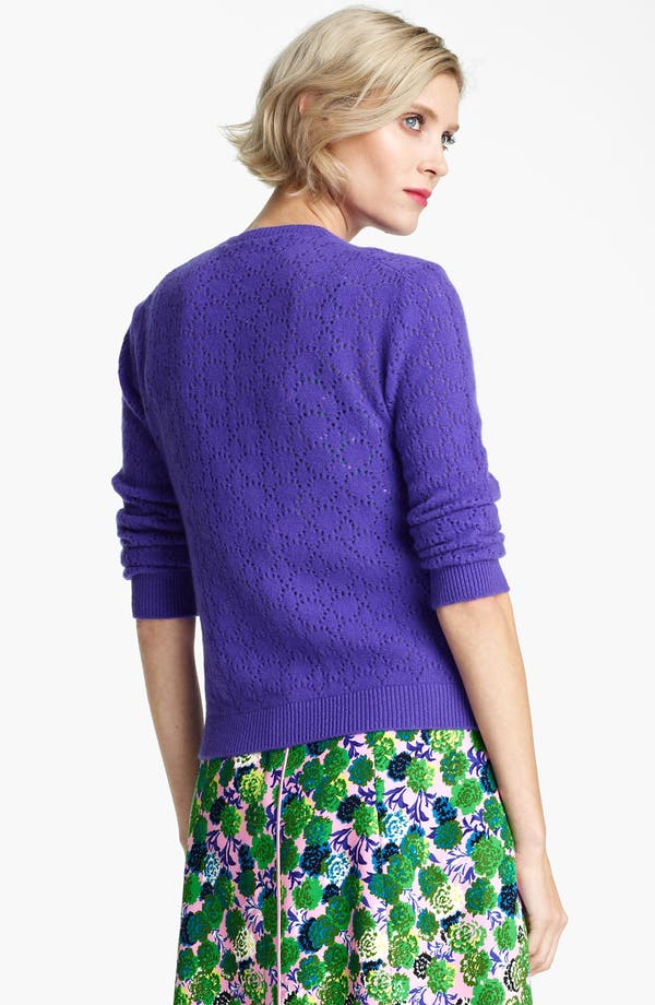 Alternate Image 2  - MARC JACOBS Cashmere Cardigan