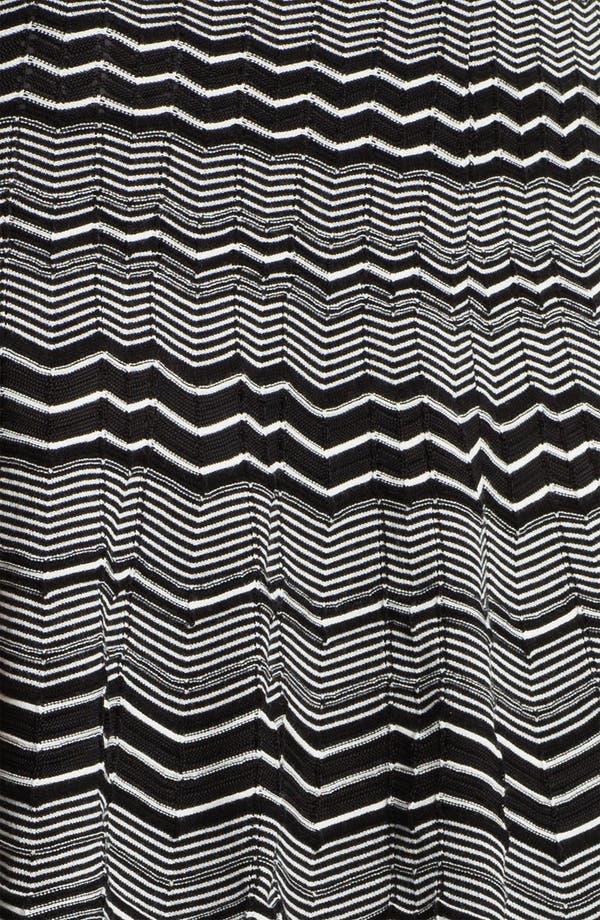 Alternate Image 3  - M Missoni Micro Zigzag Pleat Skirt