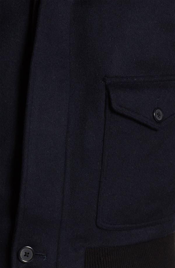 Alternate Image 3  - Hart Schaffner Marx Wool & Cashmere Blouson Jacket