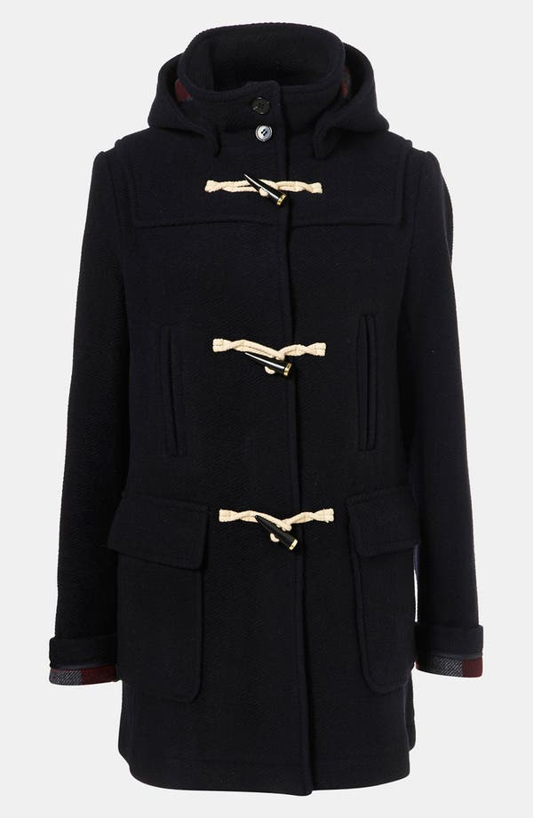 Alternate Image 1 Selected - Topshop Duffle Coat