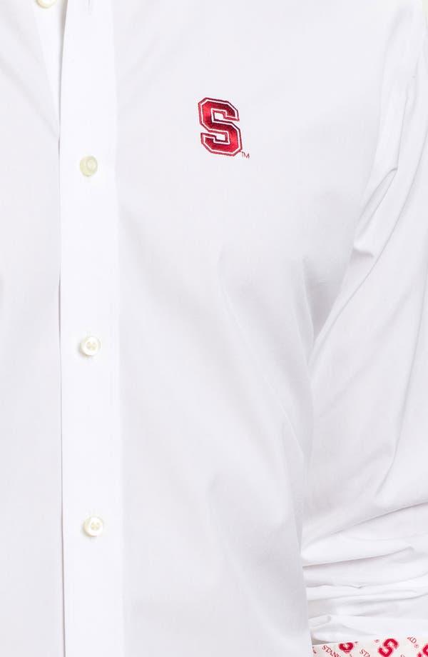 Alternate Image 3  - Thomas Dean 'Stanford' Sport Shirt