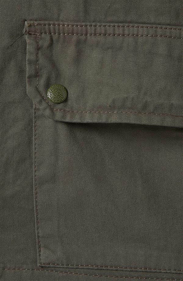 Alternate Image 3  - Topshop Baja Hooded Army Jacket