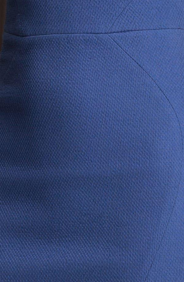 Alternate Image 3  - L'AGENCE Cap Sleeve Sheath Dress