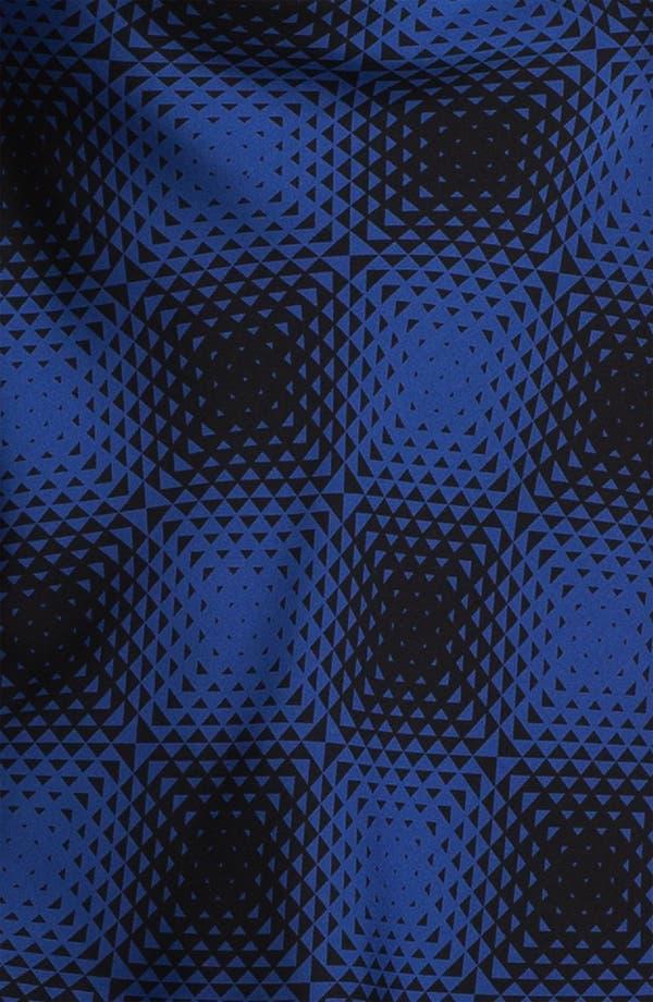 Alternate Image 3  - Classiques Entier® Drape Neck Stretch Silk Top