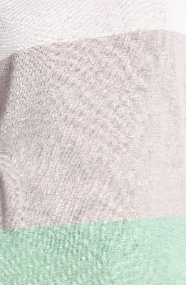 Alternate Image 3  - Fabiana Filippi Stripe Long Sleeve Knit Top