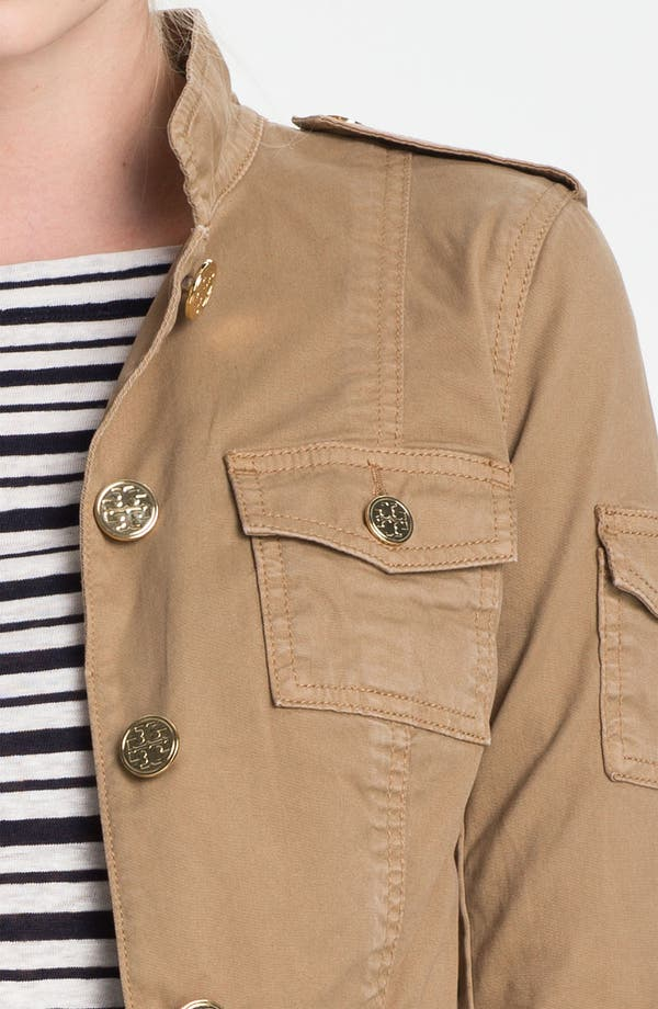 Alternate Image 3  - Tory Burch 'Sgt. Pepper' Crop Jacket