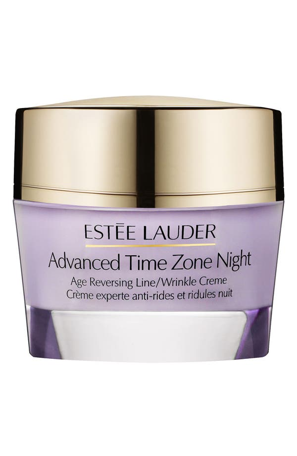 Advanced Time Zone Night Age Reversing Line/Wrinkle Creme,                         Main,                         color, No Color